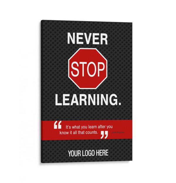 BG-2026-M-NEVER-STOP-LEARNING-24X36–TRAINING-SALES-MOTIVATION-GRAPHIC-DESIGN-TRIBE-ONLINE-DESIGN-canvas