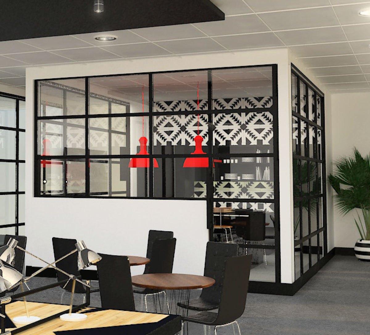 Breakroom Workspace Design Tribe Online  Interior Design