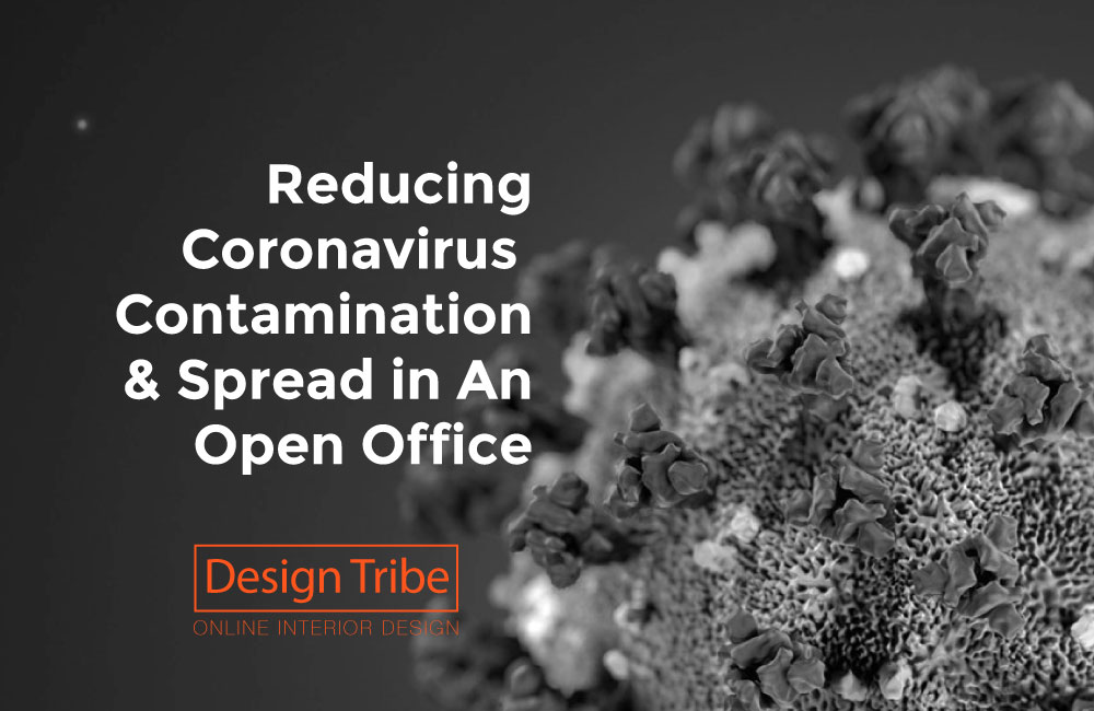 Reducing Coronavirus Contamination and Spread in An Open Office